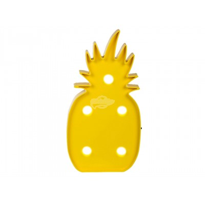 "LED Deko-Leuchte ""Ananas"""