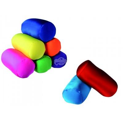 Nackenrolle mit Micropellet-Füllung - versch. Farben