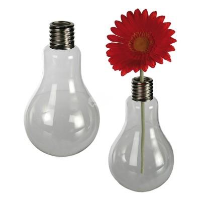 Vase - Glühbirne