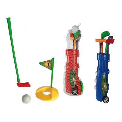 """""""Golf Set"""" - 9 tlg. - für Jungen oder Mädchen – versch. Farben"""