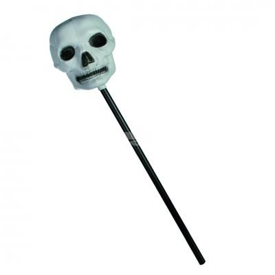 """Halloween """"Totenkopfstab"""""""