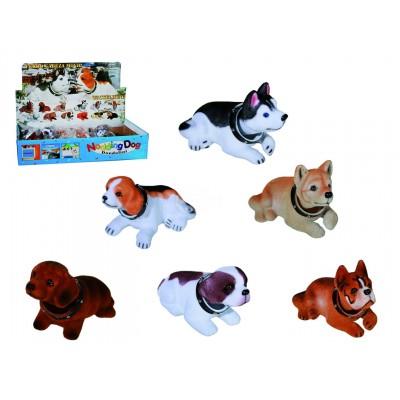 Wackelhund - versch. Designs