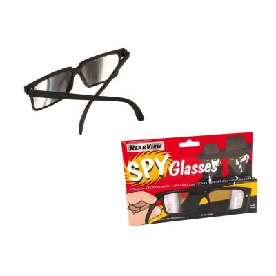 Spionagebrille mit gespiegelten Innengläsern