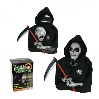 "Halloween ""Figur Skull Shocker"""