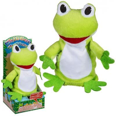 Frosch mit Aufnahme- & Wiedergabefunktion