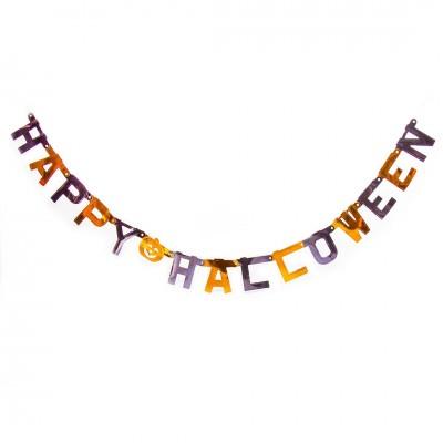 """Halloween """"Banner Happy Halloween"""""""