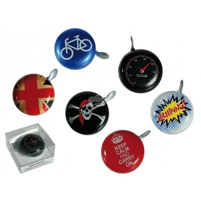Fahrradklingel - versch. Motive