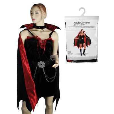 """Kostüm Damen """"Sexy Vampir"""" - versch. Größen"""