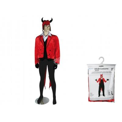 "Kostüm Herren ""Teufel"" - versch. Größen"
