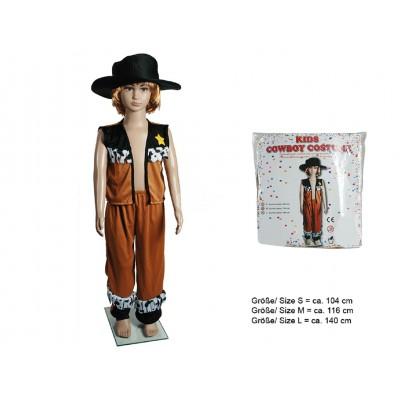 Kinderkostüm ''Cowboy'' - versch. Größen