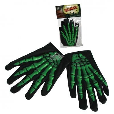 "Halloween ""Kinder Handschuhe Knochen"""