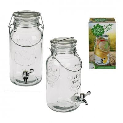 Getränkespender ''Einmachglas''