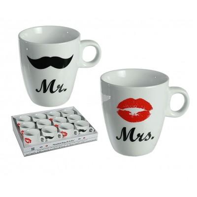 Tasse Mr.oder Mrs.