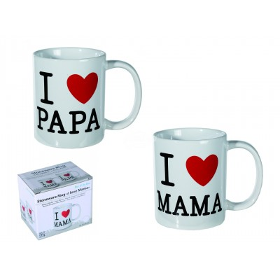 "Tasse ""I Love"" - versch. Motive"