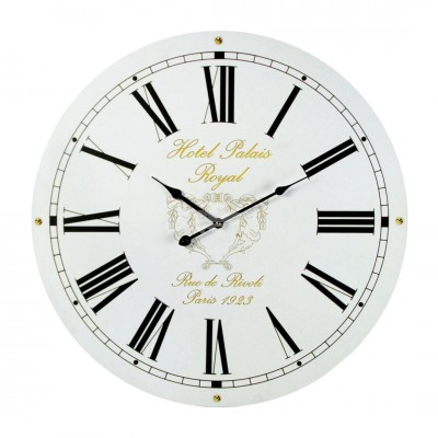 "Wanduhr ""Hotel Palais Royal Paris"""