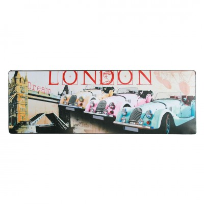 "Blechschild Nostalgie ""London"""