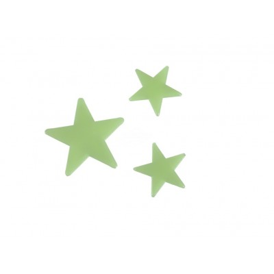 Sterne - fluoreszierend