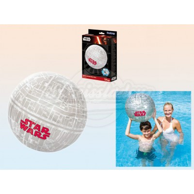 "Aufblasbarer Wasserball Star Wars ""Space Station"""
