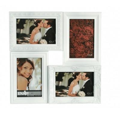 "Bilderrahmen ""Romance"" Galerie Fotocollage Familienfoto"