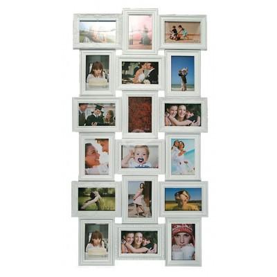 "Bilderrahmen ""Shabby"" Nostalgie Galerie Fotocollage Familienfoto"