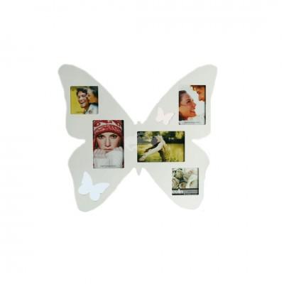 """Bilderrahmen """"Schmetterling"""" für 5 Fotos-Nicht mehr lieferbar"""