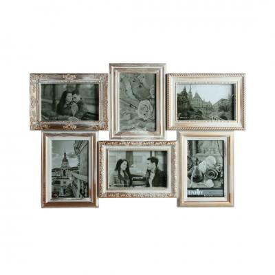 """Bilderrahmen """"Antique"""" für 6 Fotos"""