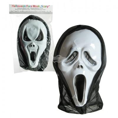 "Maske ""Scream"" oder ""Vampir"""