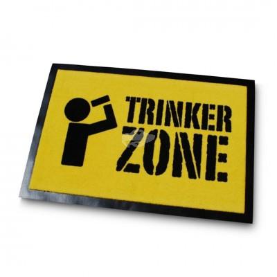 Fußmatte - Trinker Zone