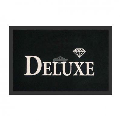 Fußmatte - Deluxe - Schwarz