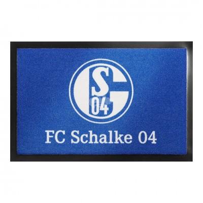 Fußmatte - Schalke 04 Logo