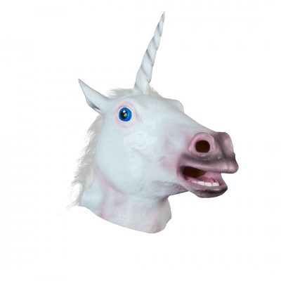 "Kostüm Maske ""Einhorn / Unicorn"""
