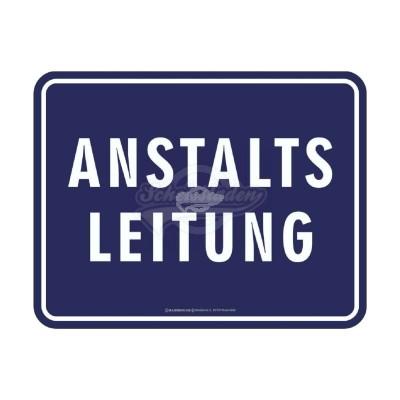 """Magnet """"Anstaltsleitung"""""""