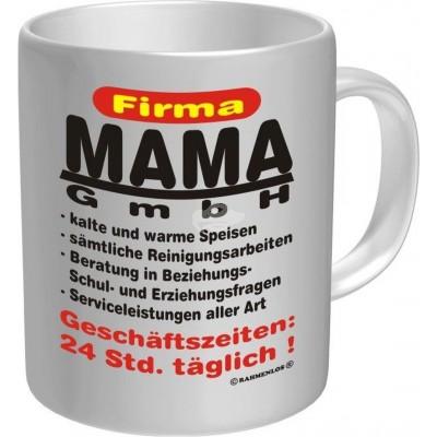 """Tasse """"Mama GmbH"""""""