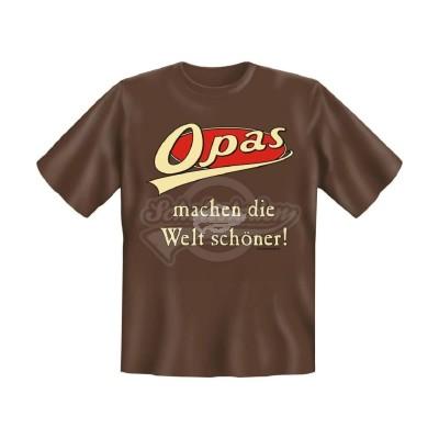 """T-Shirt """"Opas machen die"""""""