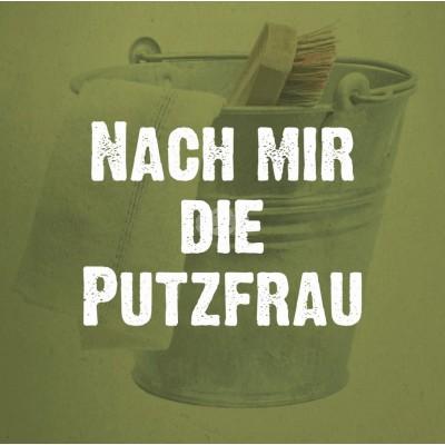 """Kühlschrankmagnet """"Putzfrau"""""""
