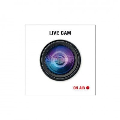 "Fliesen-Sticker ""Live Cam"""