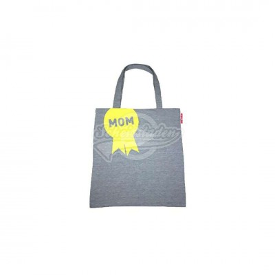 Sweat-Shopper Mom neon yellow