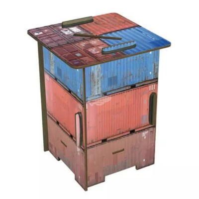 """Twin Box """"Container"""""""