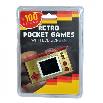 Retro Arcade Games - Game Controller