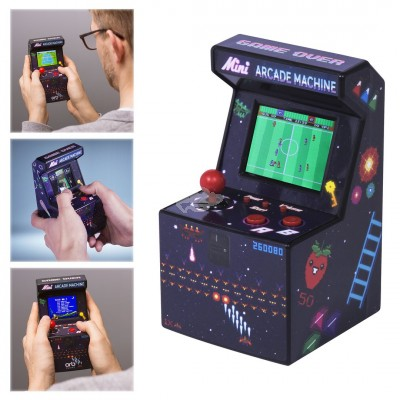 240in1 - 16bit Mini Arcade Maschine