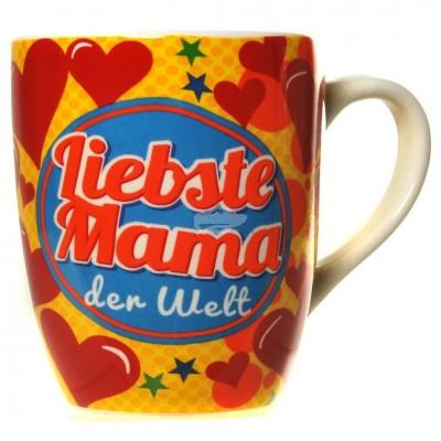 """Tasse """"Liebste Mama der Welt"""""""