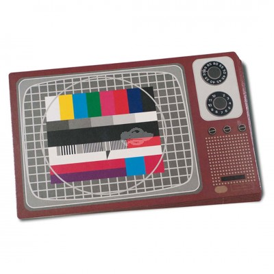 "Tischset Retro - Look ""TV"""
