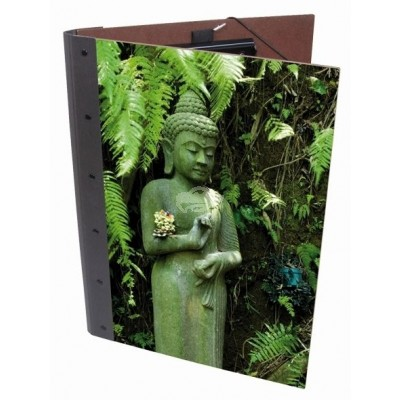 "Werkhaus Photomappe Dokumentenmappe ""Buddha"" (pm8064)"