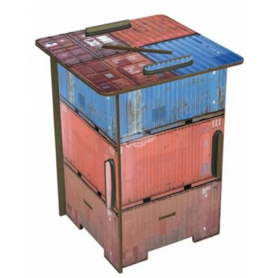"Werkhaus Twin Box, ""Container"" (pp1704)"