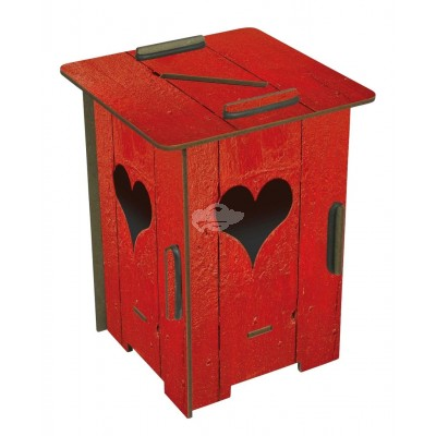 """Werkhaus Twin Box, """"Herzhäuschen"""" (pp1806)"""