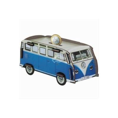 "Werkhaus TwinBox ""VW T1"" - blau (pp2405)"