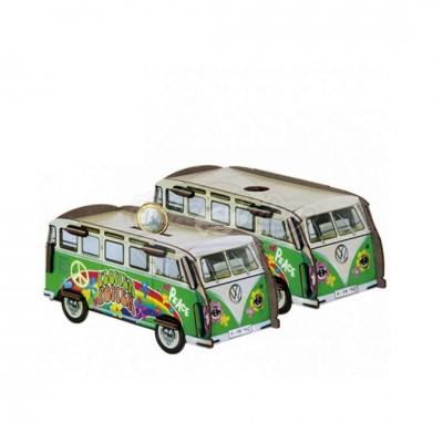 """Werkhaus TwinBox """"VW T1"""" - Hippie (pp2407)"""
