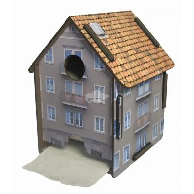 """Werkhaus Toilettenpapierspender ToPaHaus """"Stadthaus"""" (pp5101)"""