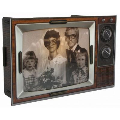 """Werkhaus """"TV-Lampe"""", braun (pp7201)"""