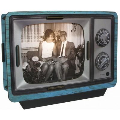 """Werkhaus """"TV-Lampe"""", türkis (pp7208)"""
